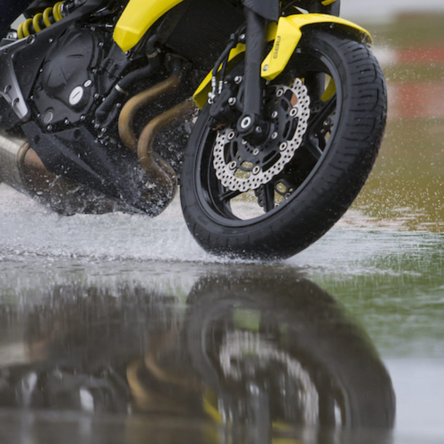 Safe Riding During South Florida's Summer Storms